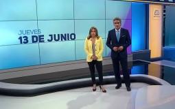Ahora Noticias Central 13 de junio