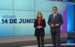 Ahora Noticias Central 14 de junio