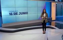 Ahora Noticias Central 16 de junio