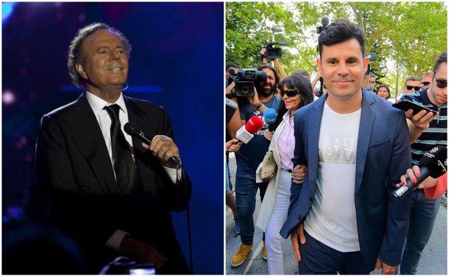 Julio Iglesias puede volver a ser padre la semana que viene