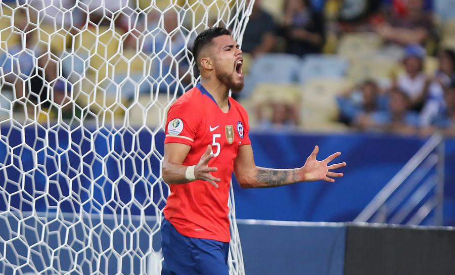 James, en el once ideal de la Copa América 2019
