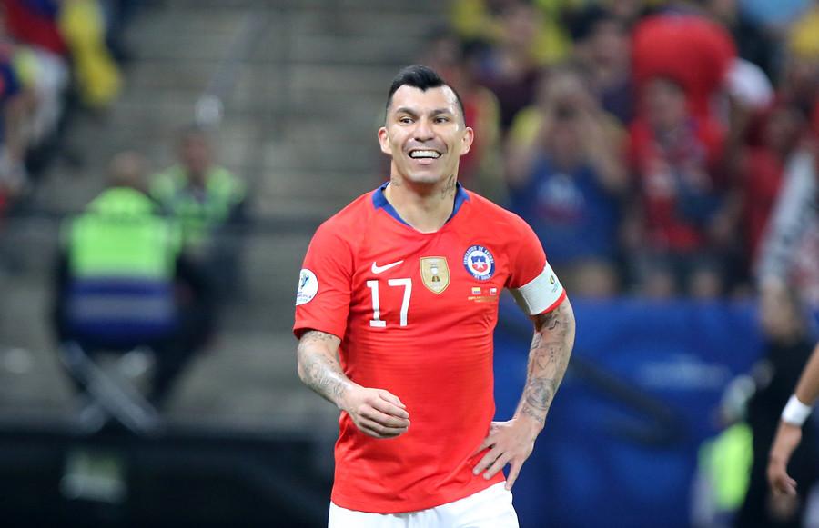 James, incluido en el 11 ideal de la Copa América 2019